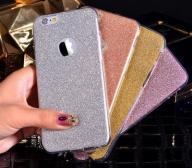 CASE Brokatowe etui iPhone 5 5s 6 6s 7 Plus BROKAT