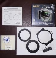 Holder NISI 100mm adapter 77mm 67mm