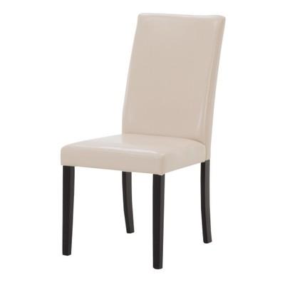 Krzesło Ecru Ekoskórajadalniasalon Agata Meble