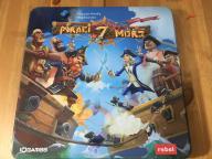 Piraci 7 Mórz + karta promo - ideał