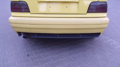ZDERZAK TYLNI TYŁ BMW E36 COMPACT M-PAKIET M3