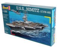 Model do sklejania REVELL U.S.S. Nimitz ( CVN-68 )