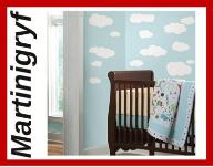 RoomMates Repositionable Childrens Wall Stickers W