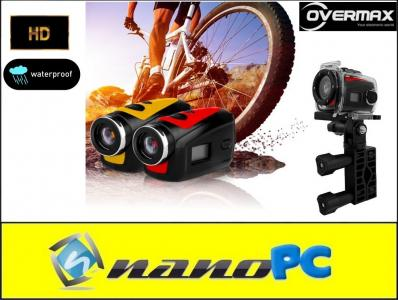Kamera Sportowa OVERMAX ActiveCam wodoodporna HD