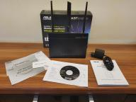 ASUS 4G-AC55U - router LTE, wifi 5 GHz i 2,4 GHz