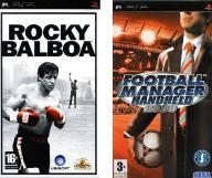 ROCKY BALBOA + FOOTBALL MANAGER HANDHELD [PSP]