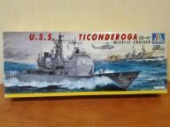 (IS1-44) Italeri 0553 - USS TICONDEROGA