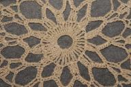 Serwetka koronkowa- Rękodzieło (+/- 30 cm)