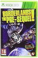 Borderlands Pre Sequel Plus DLC Xbox 360