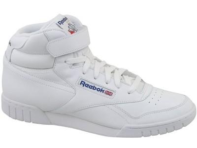 duża obniżka dobra tekstura oryginalne buty 42% REEBOK EX O FIT HI 3477 WYSOKIE MĘSKIE BUTY - 6708171801 ...