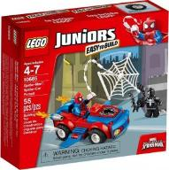 LEGO Juniors 10665 Spider-Man vs Venom  + KATALOG