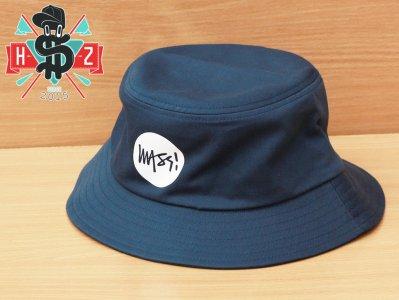 bd2a2f22ade Kapelusz Mass Bucket Hat Signature Niebieski S-M - 6173853971 ...