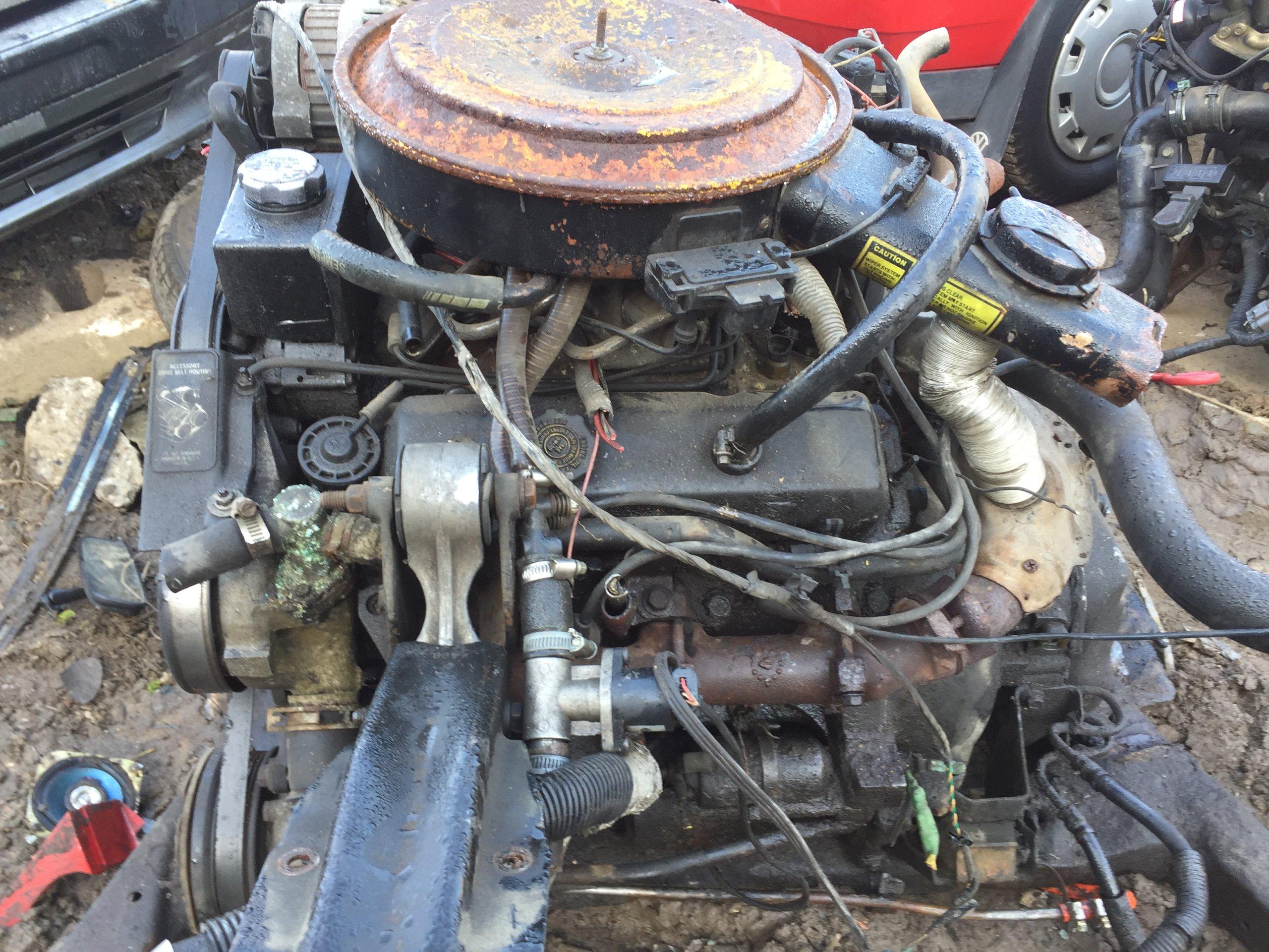 Silnik 3 1 V6 Pontiac Trans Sport Chevrolet Lumina 7008122765 Oficjalne Archiwum Allegro