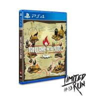 THE FLAME IN THE FLOOD LRG PS4 UNIKAT!!!