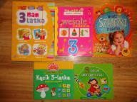 Super zestaw edukacyjny dla 3 latka
