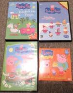 Świnka Peppa - DVD + 3 VCD.