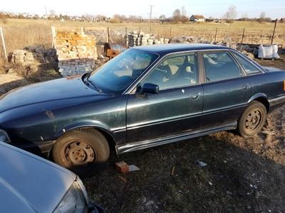 Audi 90 2.3benz+gaz klima