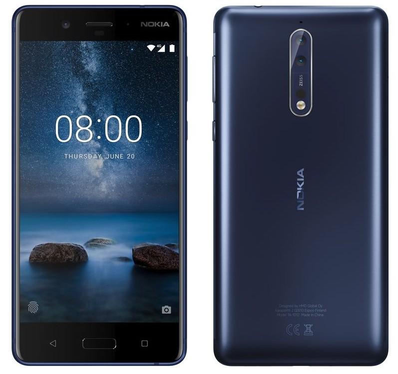 Nokia 8 4G 64GB blue EU