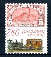 A17053 KOLEJNICTWO DANMARK 900**
