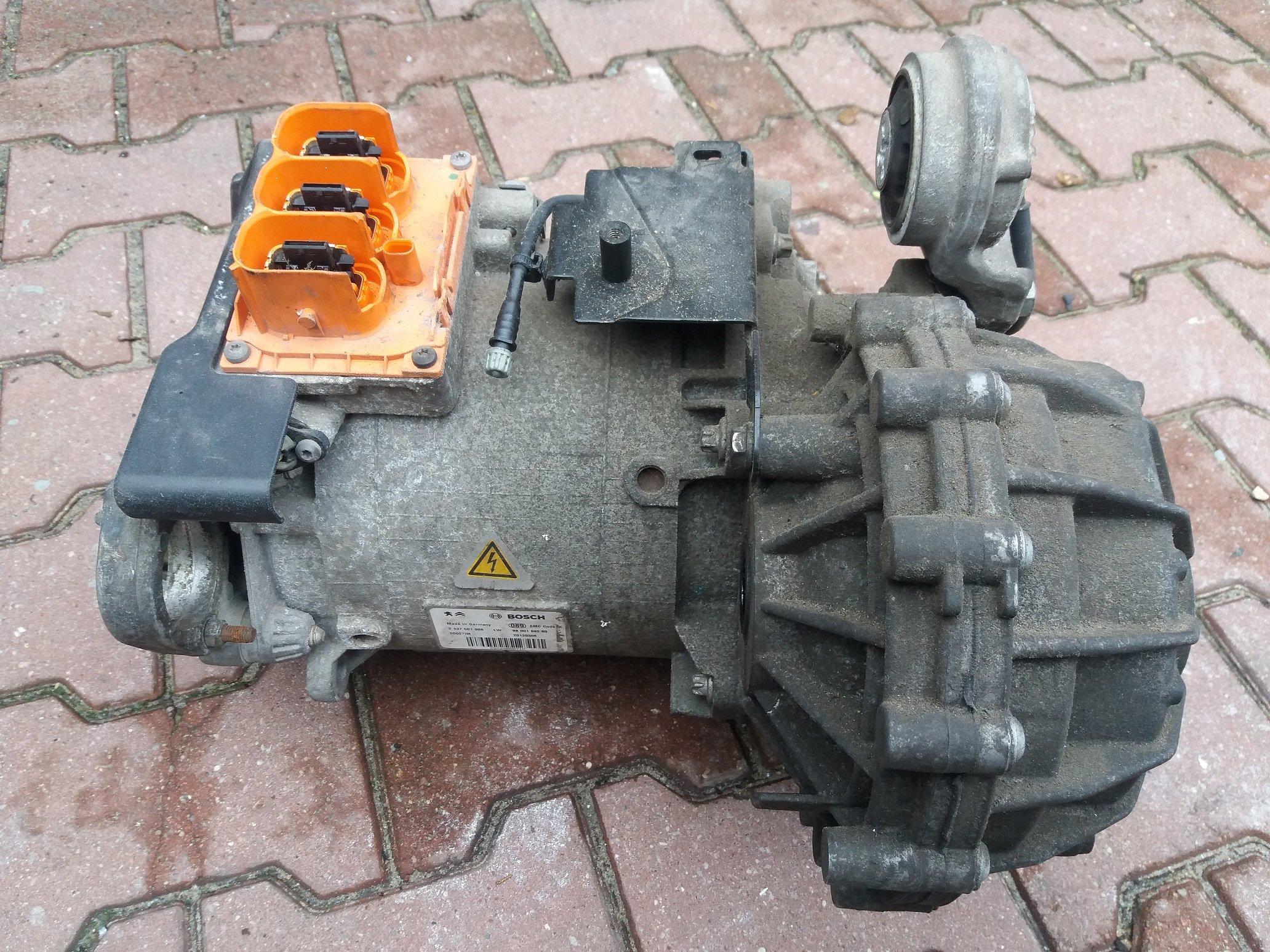 Peugeot 508 Silnik Elektryczny Hybryda Rxh 7031430146 Oficjalne Archiwum Allegro