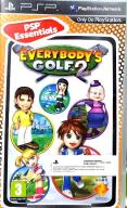 GRA SONY PSP EVERYBODY'S GOLF 2