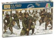 US Infantry in Winter Uniforms 1/72