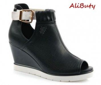 08919c2ae3cc1 Botki sandały sneakersy letnie Sergio Leone 6337 - 6108559041 ...