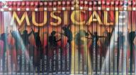 MUSICALE [Książka i film DVD kolekcja