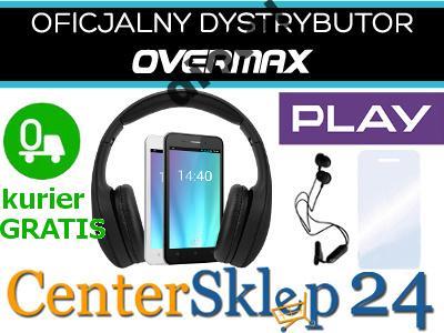 Smartfon OVERMAX VERTIS 4011 YOU MUSIC słuchawki