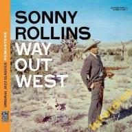 CD ROLLINS, SONNY - Way Out West (OJC remasters)