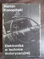 Elektronika w technice motoryzacyjnej -TANIO!!