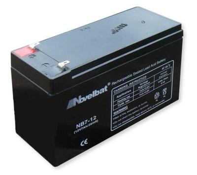 Akumulator Do Echosondy NB7-12 12V 7Ah / 20HR