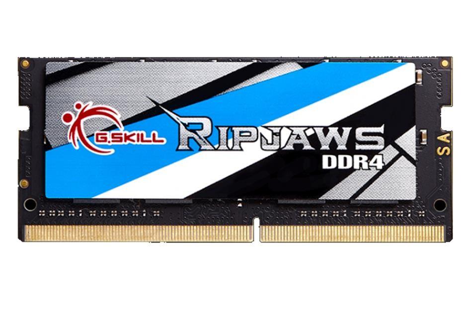 G.SKILL SODIMM DDR4 16GB Ripjaws 2133MHz CL15