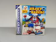 Gra NINTENDO Game Boy ADVANCE Krazy Racers