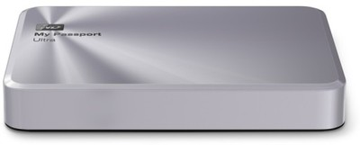 w3 WD My Passport Ultra Metal 2TB SILVER