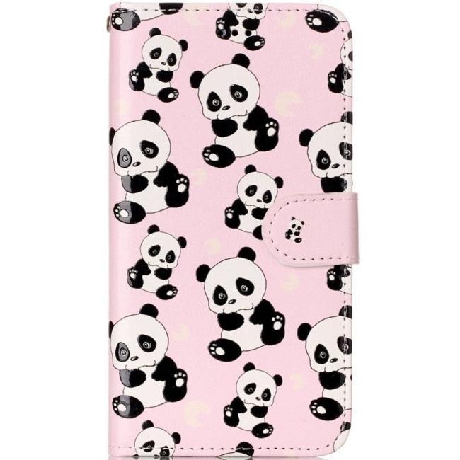 Etui Panda Portfel Kabura Oslona Huawei P10 Lite 7045419190 Oficjalne Archiwum Allegro