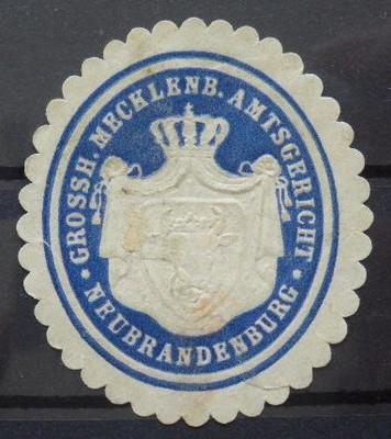ZALEPKA -  NEUBRANDENBURG