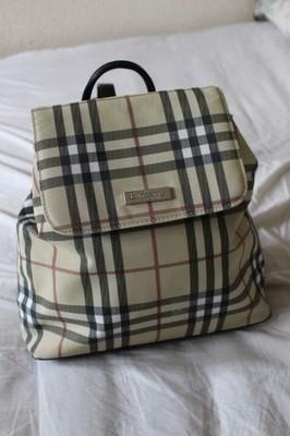 65f85e80f73c4 plecak burberry of london - 6610993937 - oficjalne archiwum allegro