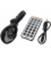 TRANSMITER FM LCD SD MMC MP3 WMA USB PILOT *******