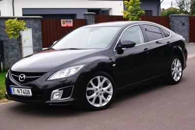 Mazda 6 2 0benzyna 100 Oryginal Serwis Oplacona 6990562545 Oficjalne Archiwum Allegro