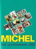 Michel Sud und Sudostasien Katalog-2003