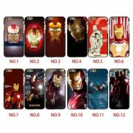 iPHONE 6 AVENGERS ETUI IRON MAN OBUDOWA APPLE HULK
