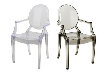 Krzesło Plastikowe Loretta Do Salonu Kuchni Baru