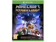 Gra XBOX ONE Minecraft: Story Mode The Complete