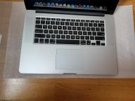 Apple MacBook Retina i7 512GB SSD 8GB RAM NVIDIA
