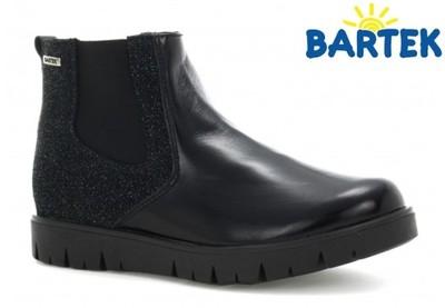 Buty dziecięce BARTEK ocieplane 27368 SZ 22J, 39