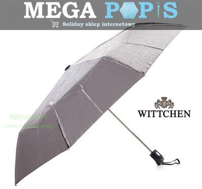 0ab01f9298b8c WITTCHEN PA-7-139-1 szary parasol automatyczny - 5690690290 ...
