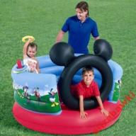 Trampolina dmuchana Mickey 152x130 Bestway OUTLET