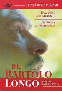 Książka Bartolo Longo + filmy na DVD