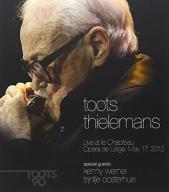 BLU-RAY Thielemans, Toots - Live At Le Chapiteau..